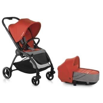 Duo 2 piezas Outback Crib Be Cool